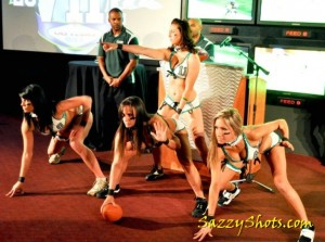 Lingerie Football League - Photo Sazzy Shotz