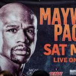 Floyd Mayweather Boxing Las vegas