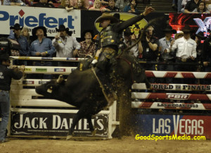 PBR World Finals in Las Vegas