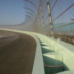 NASCAR SAFER Barrier