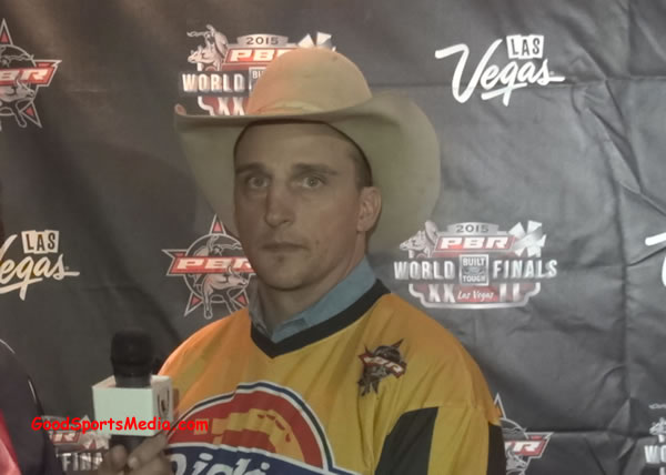 PBR Bullfighter frank Newsom