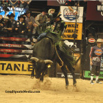 JB Takes Round 1 – PBR World Finals
