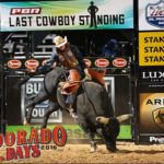 Helldorado Days with the PBR and a Rodeo in Las Vegas