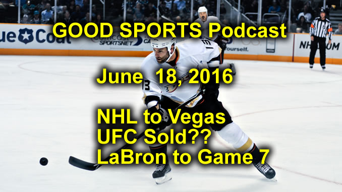 Good Sports Media Podcast